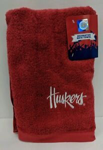 Huskers-Decorative-Bath-Towel-25-034-x50-034