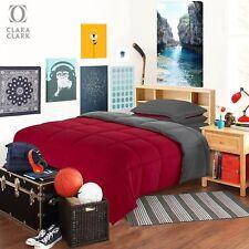 Twin XL Dorm Bedding Set - 5 Piece Bed In A Bag Comforter Set