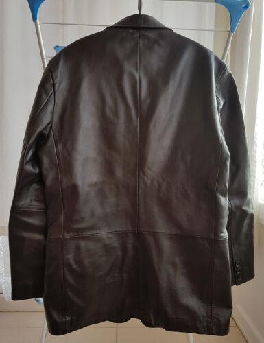 Blazer Citterio Ciro Taille pur cuir en M B5nZRqwp