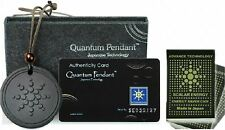 EMR Anti Radiation Stickers x25 | Scalar Energy Pendant x1 | Personal Protection