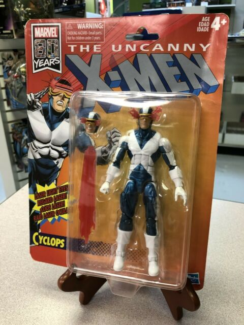 "Marvel Legends 80th Anniversary Uncanny X-Men Wolverine 6/"" Retro Action Figure"