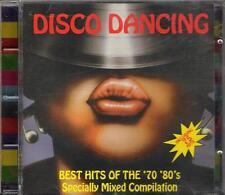 "RARO CD "" DISCO DANCING "" INCLUDING 75 HITS '70-'80 ( ONE SHOT )"