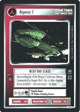 Star Trek CCG MM Mirror Mirror Regency 1 (Klingon) 127R x3