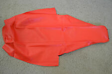 FLU  DESIGNS RED GRIPPER SEAT COVER HONDA  2010-2013 CRF250R & 2009-2012 CRF450R
