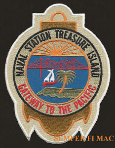 TREASURE-ISLAND-US-NAVAL-STATION-PATCH-USS-ET-PIN-UP-US-NAVY-AIR-FACILITY-SCHOOL