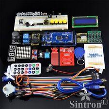 [Sintron] MEGA 2560 RFID Master Kit + Motor Servo Water sensor LCD for Arduino