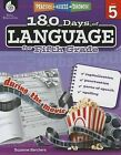 180 Days of Language for Fifth Grade (Level 5): Practice, Assess, Diagnose by Suzanne Barchers (Paperback / softback, 2014)