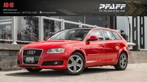 2009 Audi A3 2.0T Prem at