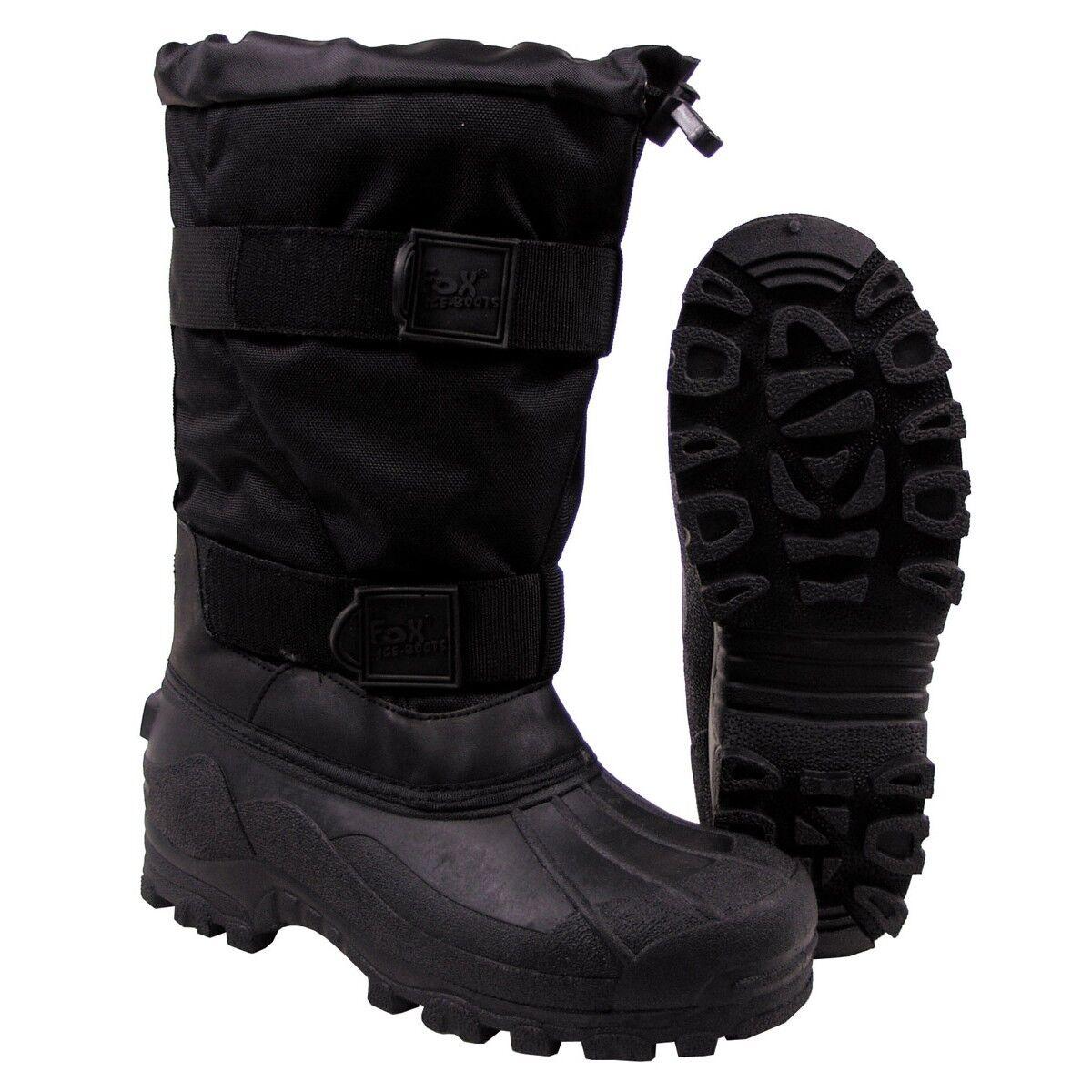 Fox Kälteschutzstiefel bis -40 Winter C Ice-Stiefel Angeln Outdoor Winter -40 Thermostiefel ec149b