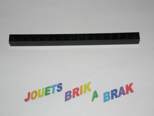 LEGO 1 brique Brick 1x16 ou 1 x 16 choose color and quantity ref 2465
