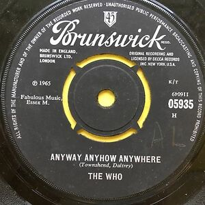 The-Who-Anyway-Anyhow-Anywhere-Daddy-Rolling-Stone-Brunswick-05935-Ex