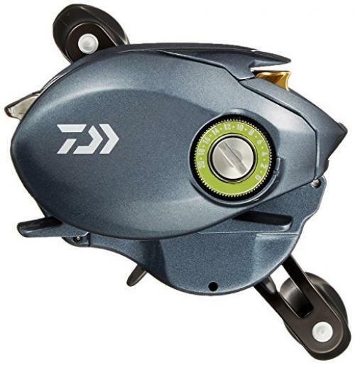 DAIWA 16 ZILLION reel SV TW 1016SV-XXHL Baitcasting reel ZILLION Fishing faee7f