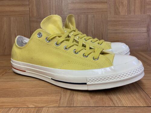 RARE🔥 Converse Chuck Taylor All Star 70s Yellow S
