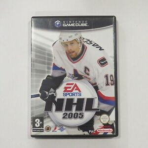 NHL-2006-NINTENDO-GAMECUBE-COMPLET