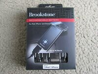Brand Brookstone Rechargeable Battery For Ipod/iphone & Smartphone 648618