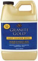 (6) Ea Granite Gold Gg0040 64 Oz Daily Stone Limestone Marble Cleaner Refills