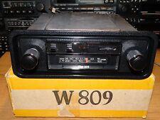 BOXED Wien W809 Vintage 60s 8 Track AM Radio MP3 Warranty American Chevy GM Ford