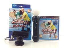 PS3 PS4 SPORTS CHAMPIONS 2 COMPLETO EN CAJA MOVE+CAMARA+CD+MANUAL PLAYSTATION