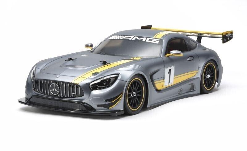 TAMIYA Mercedes-AMG gt3 (tt-02) KIT 1 10 - 300058639
