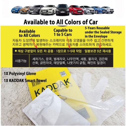 Automotive Repair Tool KADDAK Car Motor Scratch Remover All-in-One Smart Towel