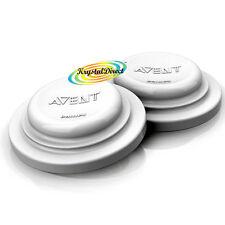 Philips Avent SCF143/06 6x Baby Bottle Cup Leak Proof Sealing Discs BPA Free
