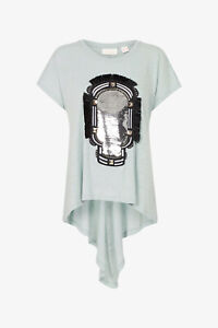 SASS-amp-BIDE-EMBELLISHED-FLOATING-BLOOM-TEE-SIZE-EXTRA-SMALL