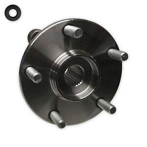 For Toyota Corolla 1.4 D-4D 1x Front Hub Wheel Bearing Kit Left Right