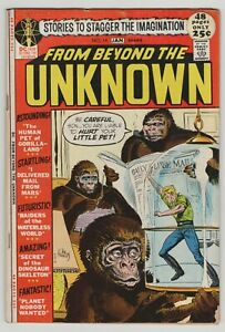 From-Beyond-the-Unknown-14-DC-1972-Reprints-Strange-Adventures-Joe-Kubert
