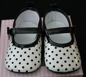 Rising-Star-infant-soft-sole-girl-shoes-Size-3-fits-9-to-12-months