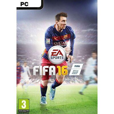 FIFA 16 PC Full Digital Game - ORIGIN DOWNLOAD KEY