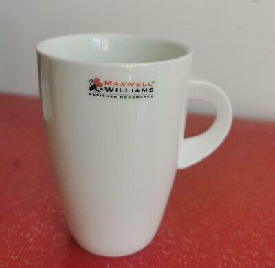 White Basics New Conical Mug 300ml