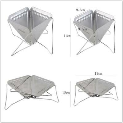Camping Coffee Dripper Outdoor Portable Folding Coffee Drip Rack Foldable Filter