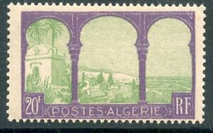 Topical Stamps Timbre Algerie Neuf N° 85 ** Vue Prise De Mustapha Stamps