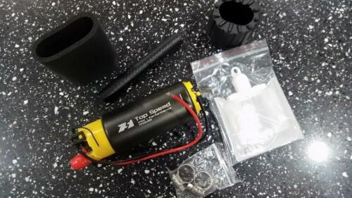 TOPSPEED PRO 1 E85 345LPH IN TANK FUEL PUMP MADE IN USA WRX GC8 GDA GDB