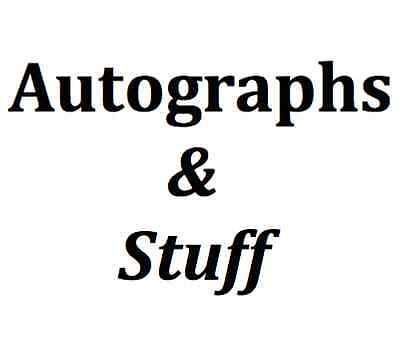 autographsandstuff