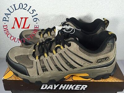 NEW Fila Men's Day Hiker Shoes ~ Various Sizes & Condition ! !
