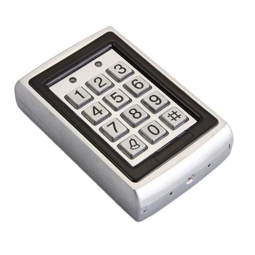 Codeschloss RFID Türöffner outdoor Tür Access Controller