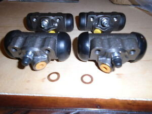 DJ5 WHEEL CYLINDERS 1980-1984 L AND M MODELS POSTAL MAIL JEEP