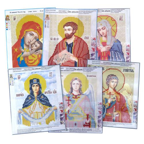 5D crystal Round diamond painting diy diamond painting religious Home De/_ws