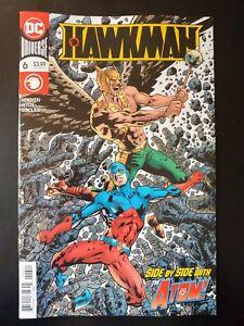 HAWKMAN-6a-2019-DC-Universe-Comics-VF-NM-Book