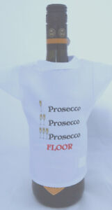 Bottle-miniature-T-Shirt-birthday-gift-for-a-prosecco-lover