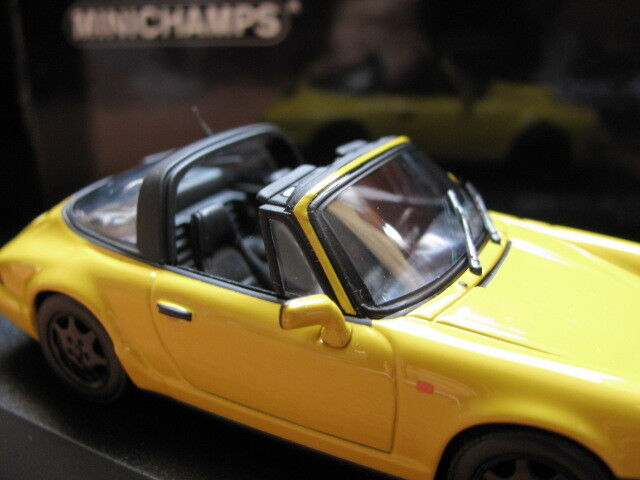 1 43 Minichamps Porsche 911 targa targa targa (1991) diecast KB d12f25