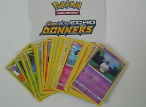 Pokemon-Echo-des-Donners-alle-56-Common-Set-Karten-Komplett