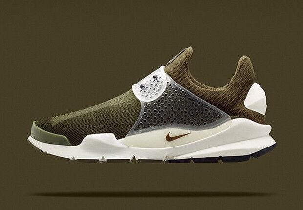 Nike sock dardo sp frammento 11 oliva scuro carico verde loden vela htm 728748-300