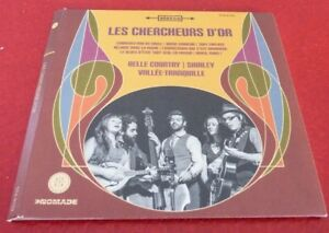 Digipak-CD-Isabeau-et-les-Chercheurs-D-039-or-Select-Canada-Album