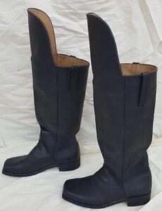 knee flap boots civil war ebay