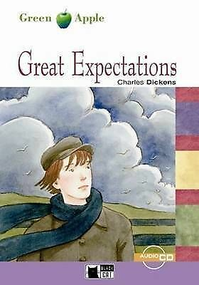 Great Expectations (Green apple: step 1), Dickens, Charles & Sellen, Derek, Used