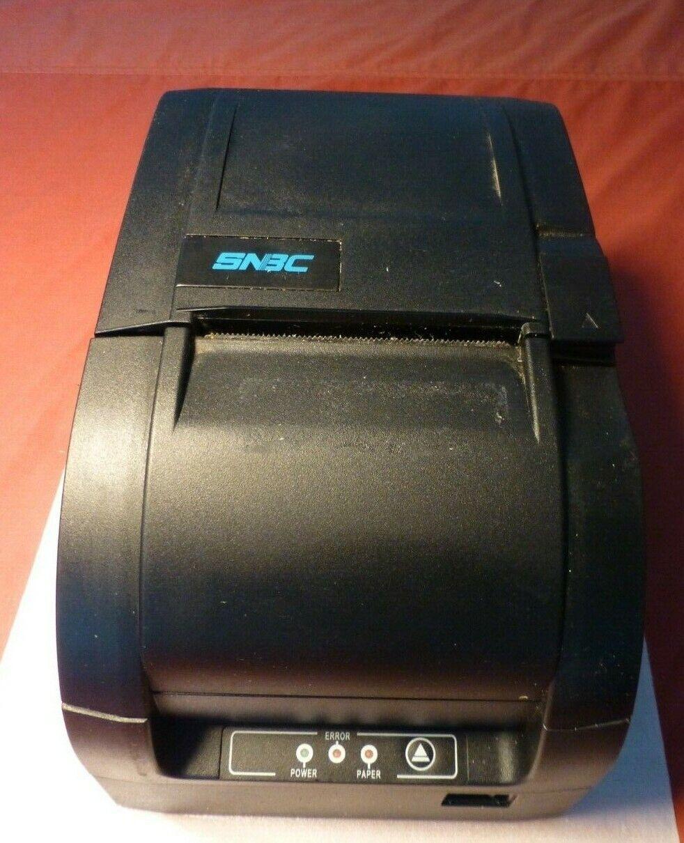 SNBC  BTP-M300 Impact  Kitchen Printer ETHERNET  Auto Cutter  Dark Gray 132081-E