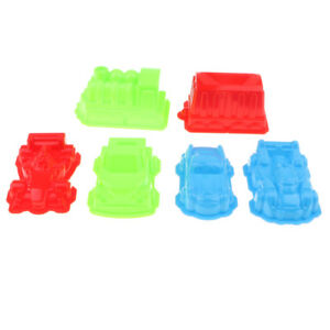 10Pcs Kids Sand Toys Sea-Land-Air Diecast Mold Beach Sand Water Toy Gift