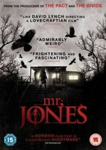 Mr Jones Dvd 2013 Journey Into A Nightmare Horror New Sealed Pal Region 2 Ebay | to celebrate this milestone, and to honor the memory of mr. ebay